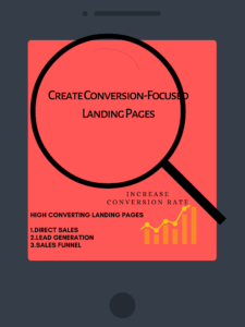 Create high converting landing pages