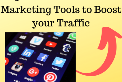 drive traffic to your website using social media